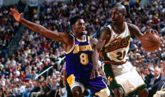 1998 Western Conference Semifinals, Game Five: Los Angeles Lakers v Seattle Supersonics